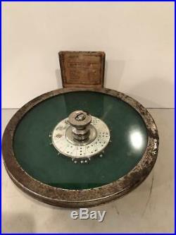 Early RARE trade stimulator, made by WALKER NOVELTIES, SAN JOSE, CA