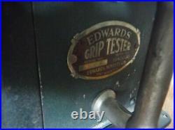 Edwards Grip Tester / Edwards Novelty Company Fort Worth Texas