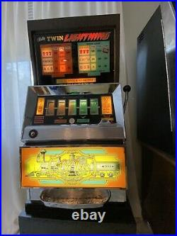 Exceptionally Rare Bally 949 EM Slot Machine! Two Machines In One