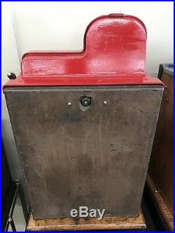 Five Cent Buckley slot Machine