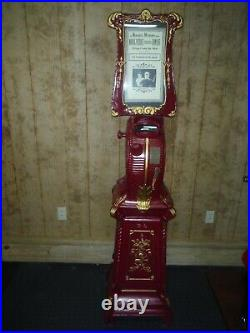 Fully Restored And Fully Working to Museum Quality / Clamshell Mutoscope