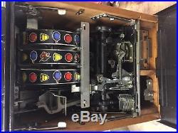 Golden Nugget Slot Machine 25 Cents Mills