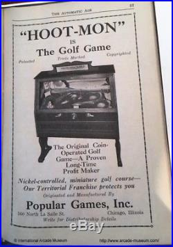 Hoot-mon Golf Game