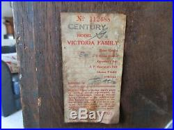 JENNINGS 5 Cent CENTURY FRONT VENDOR Exceptionally Nice