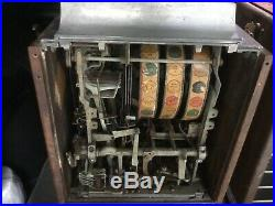 JENNINGS Antique Slot Machine (Today Vender)