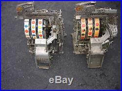 JENNINGS SLOT machine mechanism x 2 slot machine guts