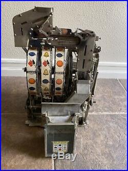 Jennings $1.00 Club Chief Console Las Vegas Casino Slot Machine Sun Chief