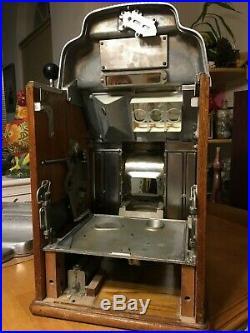 Jennings 10 Cent Sun Chief Slot Machine Ten Cent