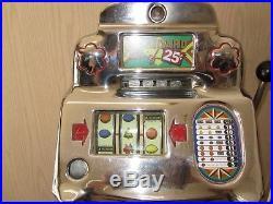 Jennings 25 Standard Chief Slot Machine