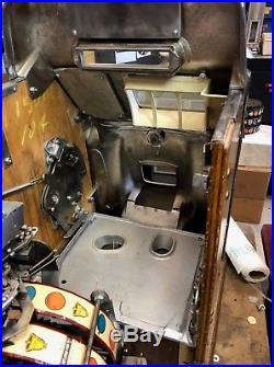 Jennings 5 Cent Slot Machine Nevada Club Std Chief With Handload Jackpot