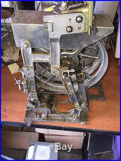 Jennings Antique Slot Machine Light Up to restore