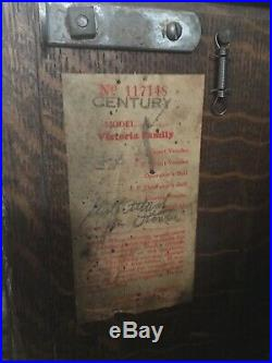 Jennings Century slot machine