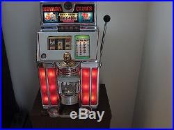 Jennings Governors Choice Slot Machine
