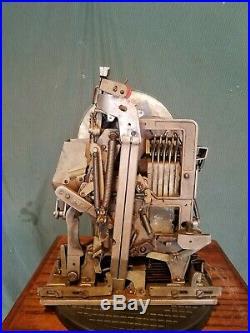 Jennings Little Duke Slot Machine 1 Cent Triple Jackpot Will Need Adjustments