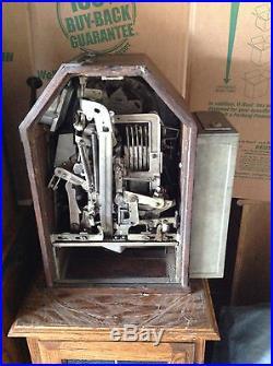 Jennings Little Duke Slot Machine Selling As Is