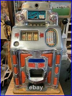 Jennings Nickel Slot Machine