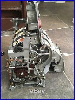 Jennings Prospector Las Vegas Casino Antique Nickel Slot Machine