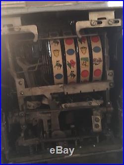 Jennings Rare Antique Slot Machine