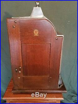Jennings Slot Machine Needs Restoration