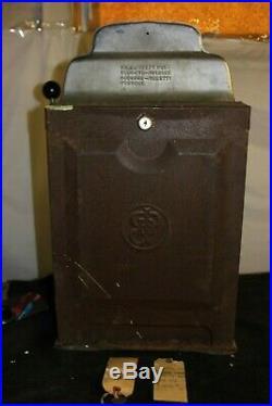 Jennings Standard Chief 10 Cent Slot Machine