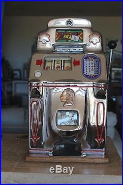 Jennings Standard Chief 10 Cent Slot Machine Must Read