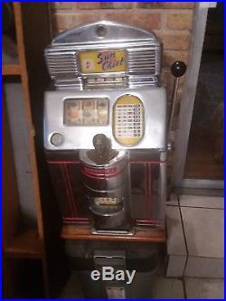 Jennings Sun Chief 5 cent Slot Machine