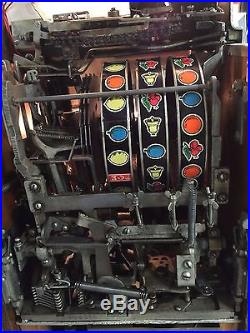 Jennings Tic-Tac-Toe Slot Machine