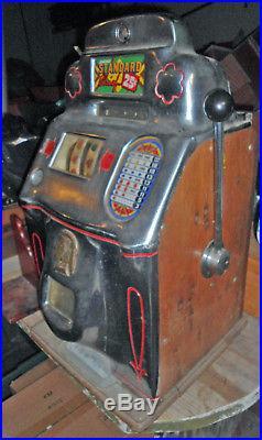 Jennings chief slot machine