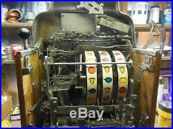 Jennings slot machine 25 cent