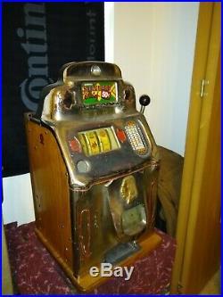 Jennings slot machine 50 cent