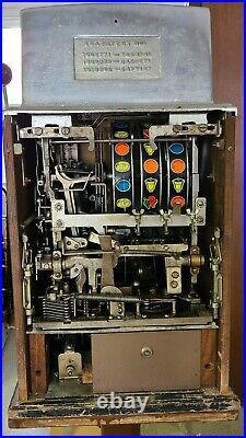 Jennings slot machine Bingo Bell sun chief