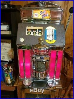 Jennings slot machine sun chief