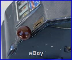 Liberty 5 cent Slot Machine With Key KD9975
