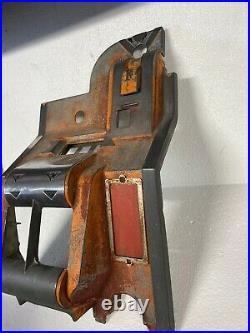 MILLS 1 Cent QT Slot machine Front Casting