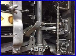 MILLS 1931 LION HEAD 5 CENT SLOT MACHINE Pristine