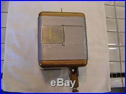 MILLS 1940's VEST POCKET SLOT MACHINE VINTAGE COIN OP TRADE STIMULATOR 5 CENT