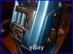 Mills Black Beauty 25 Cent / Quarter Slot Machine