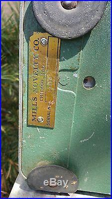 Mills Novelty Vintage Slot Machine Vest Pocket