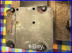 MILLS VEST POCKET SLOT MACHINE 5 CENT Antique Coin Slot Machine Working Fine