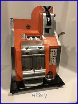 Mill's Q. T. Penny Slot Machine