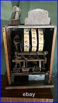 Mills 25 Cent Slot Machine