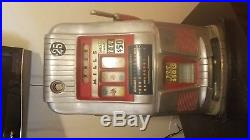 Mills 25 cent slot machine 777 Special Awards