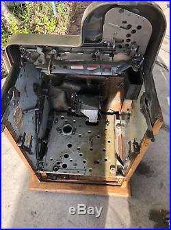 Mills 5 Cent Diamond Front Slot Machine