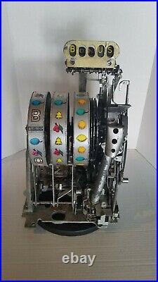 Mills 5 Cent Slot Machine Bonus Mechanism