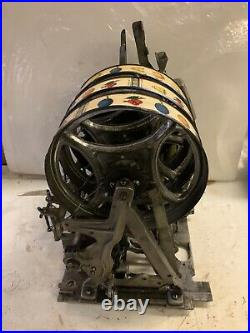 Mills 5 Cent Slot Machine Coin Op Complete Reel Mechanism Ready Install