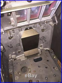 Mills 5 Cent Slot Machine Not Pace, Jennings Or Watling