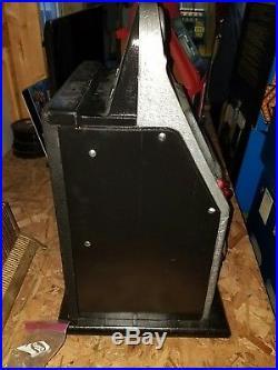 Mills 50 cent BLACK CHERRY antique slot machine fifty cent