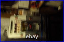 Mills 5c BLACK CHERRY antique slot machine, ca 1946-WORKS GOODPICK UP ONLY