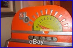 Mills Antique 25 Cent Slot Machine