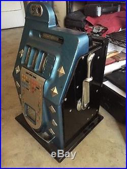 Mills Antique Slot Machine 5 Cent